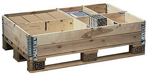 Styckdel för spännram L1154xB190 mm x H 200 mm plywood tjocklek 12 mm 2 st.