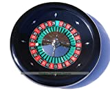 Dal Negro 35cm Bakelite Roulette Wheel