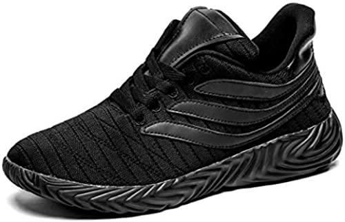 ZIXUAP Spring Flying Woven Men es schuhe Mesh Breathable Running schuhe Korean Students Tide Men & 039; s Sports schuhe