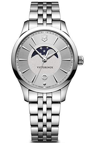 VICTORINOX SWISS ARMY Reloj Analógico para Unisex Adulto de Automático con Correa en Acero Inoxidable V241833