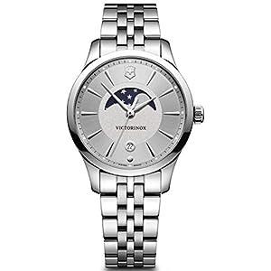 Victorinox Alliance Small Reloj para Mujer Analógico de Cuarzo con Brazalete