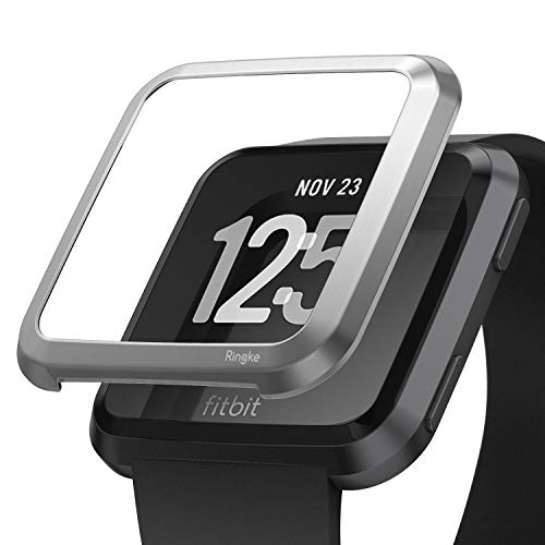 Ringke Bezel Styling Ontworpen voor Fitbit Versa Case Cover (voor Fitbit Versa Smartwatch) - FW-V-09