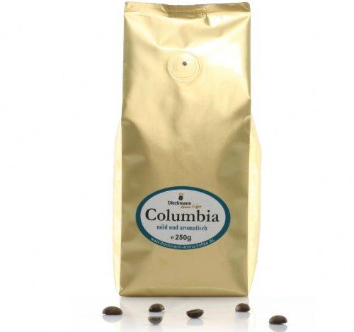 Kolumbien Kaffee - mild und aromatisch, 250g
