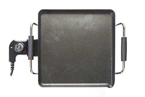 RaydanHome 26019 26019-Plancha de Asar, 27 x 27 cm, 1500 W