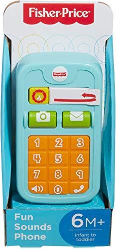 Fisher-Price Fun Sounds Phone