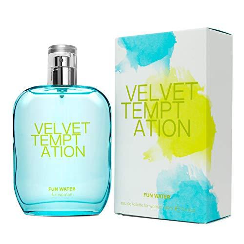 Fun Water Velvet Temptation - Fragancia para mujer (100 ml)