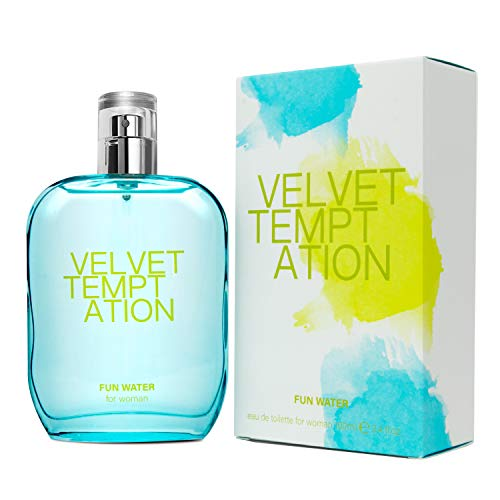 Fun Water - Velvet Temptation Parfum pour femme, 100 ml