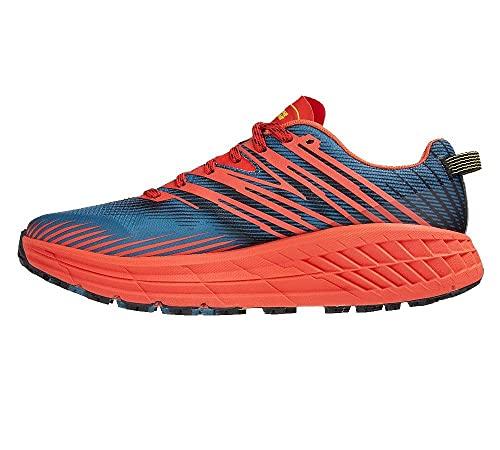 Scarpe Trail Running Uomo Speedgoat 4 A5 Arancio 43 1/3