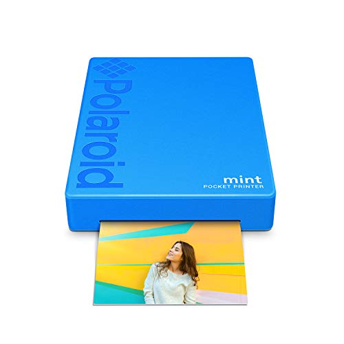 Purchase Polaroid Mint Pocket Printer W/ Zink Zero Ink Technology & Built-In Bluetooth for Android &...
