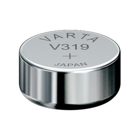 Varta Batterien Electronics V319 Lithium Knopfzellen Elektronik