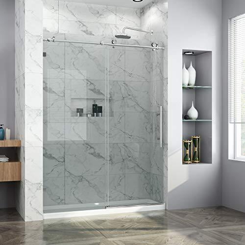 Product Image of the Elegant Frameless Glass Sliding Door
