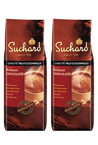 puissant Boisson au chocolat Schard de qualité professionnelle – Forme spéciale de chocolat – 1 kg – Lot…