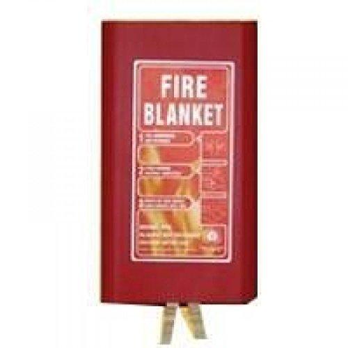 FIRE BLANKET FIBREGLASS 180X120CM FB64P