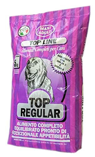 TOP LINE Crocchette grassate Regular 5Kg