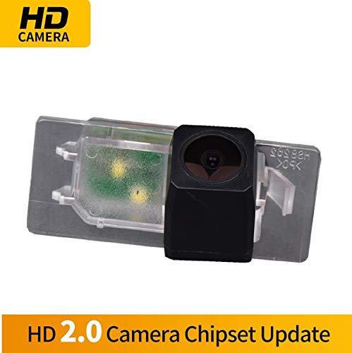 mächtig In das Kennzeichenlicht integrierte Farbinversionskamera.  Kamera mit Distanzlinie für VWT6…