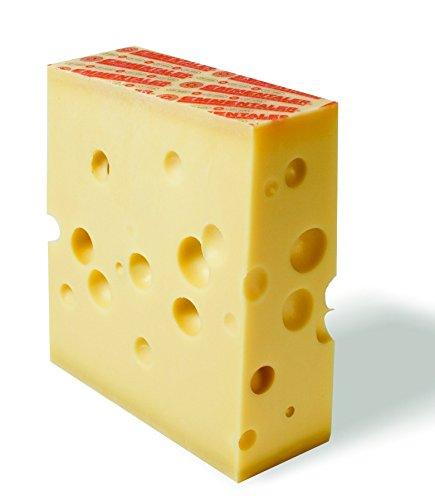 Emmentaler Käse | Premium Qualität | Frisch von Messer! | 1 Kilo