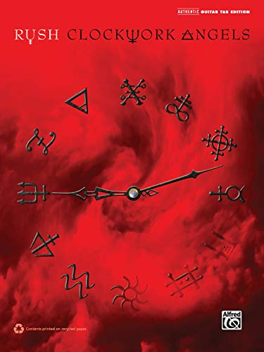 Rush -- Clockwork Angels: Authentic Guitar TAB (Authentic Guitar-Tab Editions)