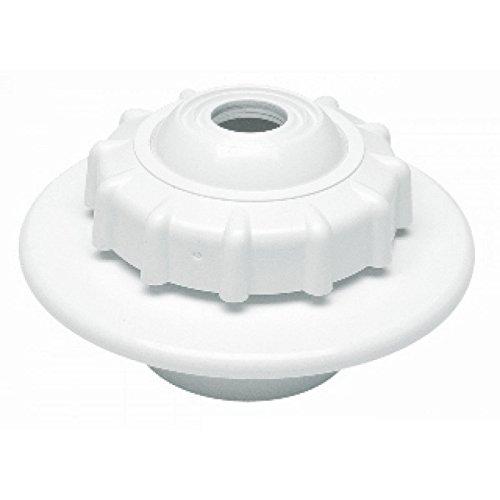 Fluidra 24413 24413-Boquilla impulsión pisc. horm. multiflow encolar d.50 pn10 Blanco