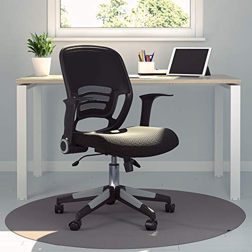 Office Hippo Mesh Office Chair for Home, Desk Chair with...