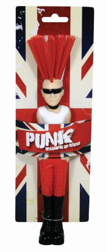 Paladone Union Jack Punk Washing Up Brush
