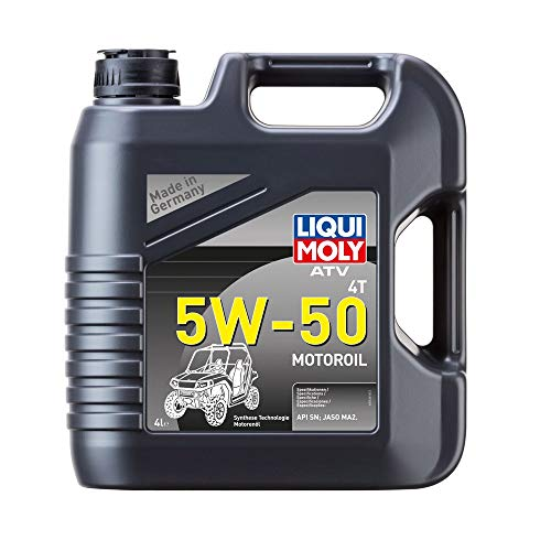 Motoröl ATV 4T Motoroil 5W-50 4l Liqui Moly 20738
