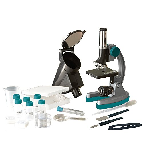Educational Insights GeoSafari Micropro Elite 82-Piece Microscope Set