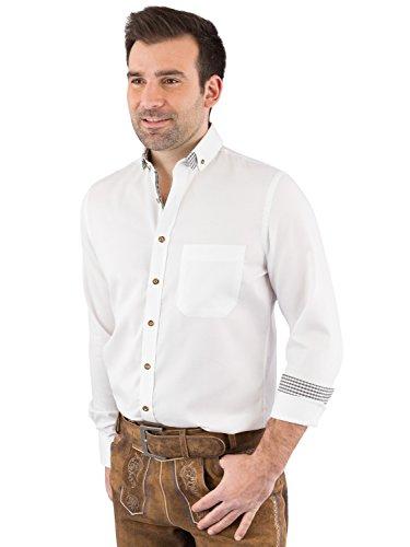 Arido Trachtenhemd Herren Langarm 2899 3139 20 43