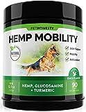Best Dog Joint Supplements - PetHonesty Antioxidant Hip Joint Supplement Dogs Hemp Review