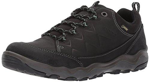 ECCO Ulterra, Chaussures Multisport Outdoor Femme, Noir (Black/Black), 37 EU