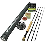 "Orvis 2019 Clearwater 108-4 Fly Rod Outfit : 10'0"" 8wt"