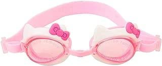 Taolela Kid Swim Googles Girl Boy Outdoor Sport Hello Kitty Mickey Mouse Waterproof Anti-Fog