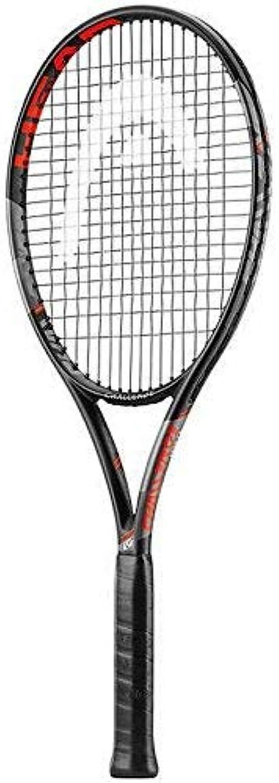 HEAD Youtek IG Challenge Pro Tennis Racquet Black  Strung