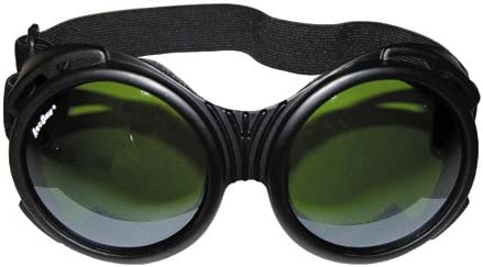 FLYING GOGGLES A pack of 12 cutouts