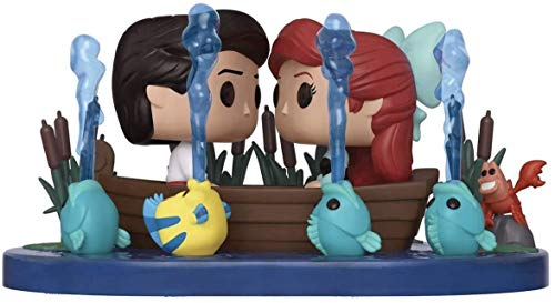 POP Funko The Little Mermaid Kiss The Girl 546 Movie Moments