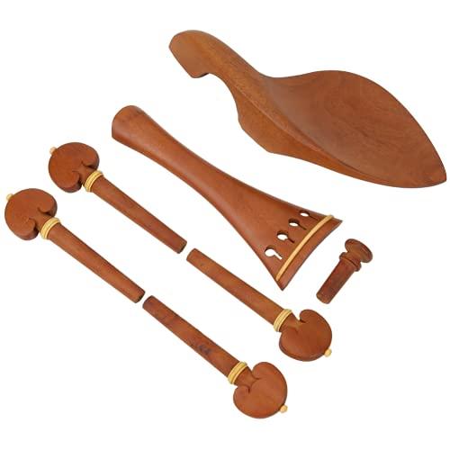 FASJ Mentonera para Violín, Accesorios para Violín, Reparación De Violín De Diseño Simple para Mantenimiento De Violín(Zaomu)