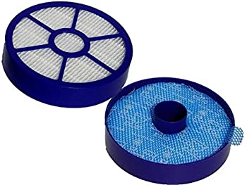 Casa Vacuums Filter Kit for Dyson DC33 Multi Floor - Total Clean - Exclusive Models 1 Pre- Filter & 1 HEPA Filter Compare to 919563-02 & 921616-01