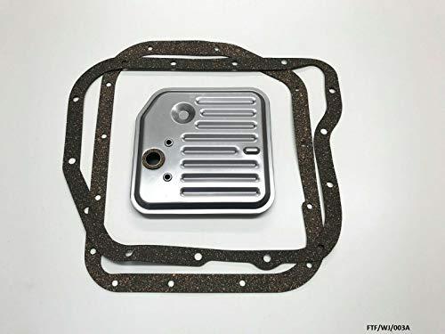 Auto Trans Filter pan gasket Kit automatic transmission Chrysler Dodge WIX 58934