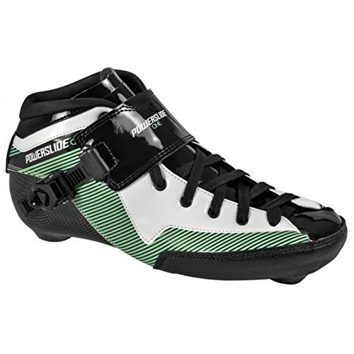 Powerslide Schuhe PS One Boot Only, Teal Black/White/Teal 40 Schwarz