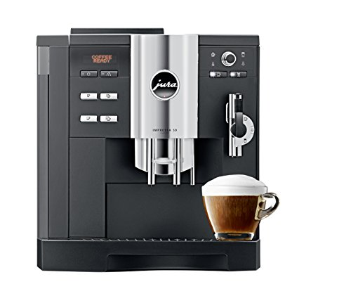 Lowest Price! Jura Impressa S9 Classic One Touch Espresso Coffee Machine (Black)