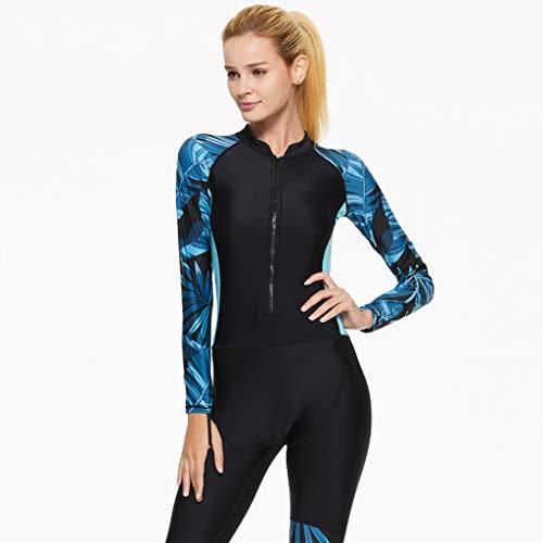 Zeraty Wetsuits 3mm Neoprenanzug Damen Herren Badeanzug Damen Sexy Tauchanzug Lange Ärmel Neoprenanzug Reactor G