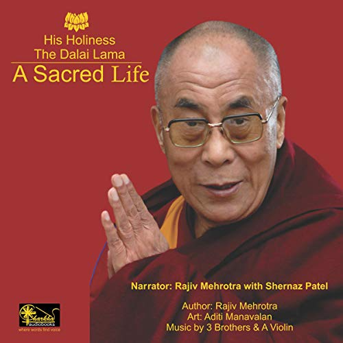 A Sacred Life - His Holiness the Dalai Lama cover art
