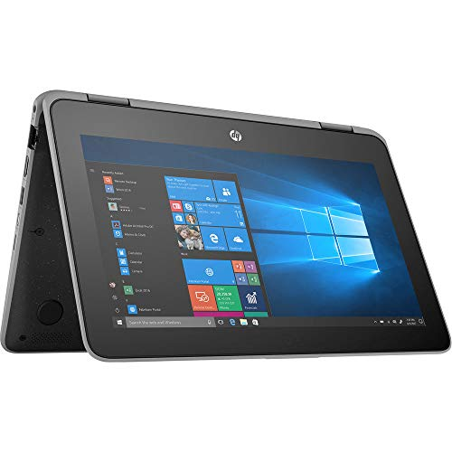 HP ProBook X360 11 G4 EE 11.6' HD Touch 2-in-1 Students Education Laptop (Intel Core i5-8200Y, 8GB RAM, 256GB M.2 SSD) Type-C, Webcam, RJ-45, Windows 10 Pro (Google Classroom Compatible)