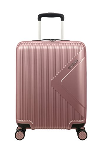 American Tourister Modern Dream Spinner Koffer, 55 cm, 35 L, rosa (rose gold)