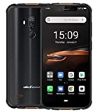 ulefone armor 5s rugged smartphone android 9.0, octa-core 4gb + 64gb, 5,85 hd+ gorilla glass robusto telefono 4g, ip68 impermeabile antiurto, 5000mah batteria, qi carica wireless,nfc/gps/dual sim