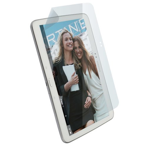 Krusell 20174 Screen Protector für Samsung Galaxy Tab 3 25,7 cm (10,1 Zoll) transparent