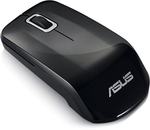 Asus W3000 Set Tastatur und Optische Maus (wireless, Deutsches Layout, QWERTZ Tastatur, 3 Tasten Maus) schwarz