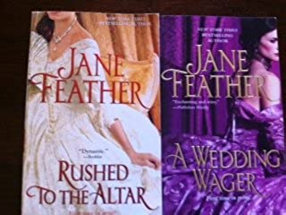 Jane Feather's Blackwater Brides series: Rushed to the Altar and A Wedding Wager (1-2)