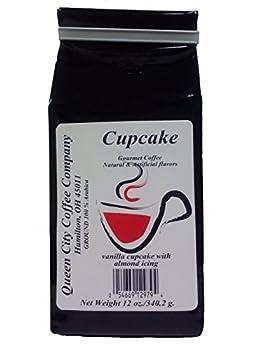 Queen City Cupcake Coffee 12 ounce