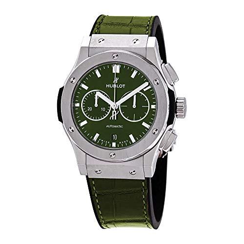 Hublot Classic Fusion Cronografo Titanium Green 541.NX.8970.LR
