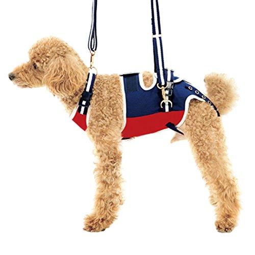 トンボ『歩行補助ハーネスLaLaWalk小型犬・ダックス用ロイヤルスクール(2TB0016-85)』